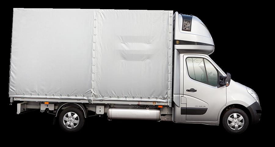 Chłodny Samochody dostawcze - wynajem i wypożyczalnia Katowice, Gliwice FX73